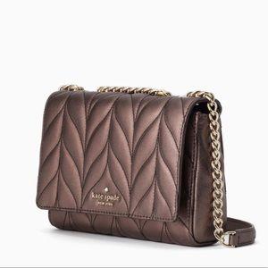 kate spade♠️mini emelyn briar lane quilted bag